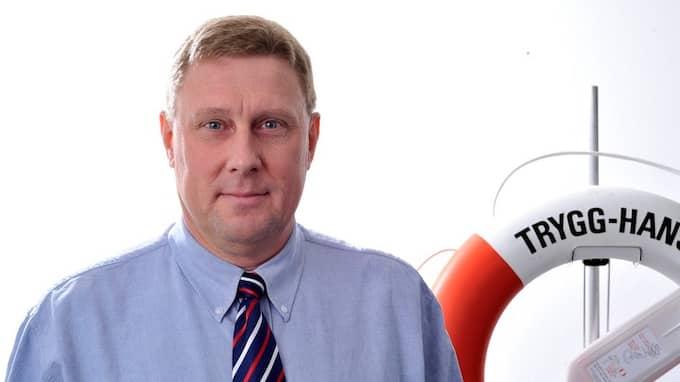 Håkan Franzén, inbrottsexpert på Trygg-Hansa. Foto: Trygg-Hansa