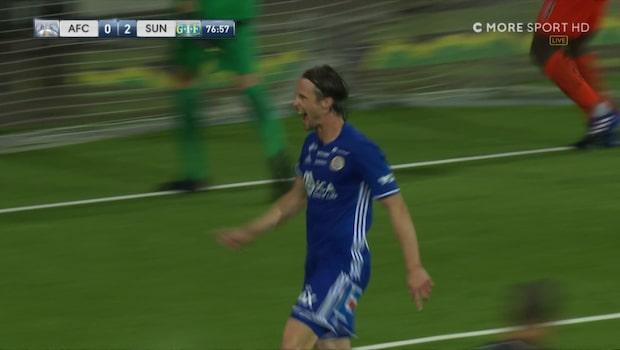 TV: Han sätter spiken i kistan mot AFC