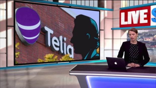 Teliachef misstänks för våldtäkt på kollega