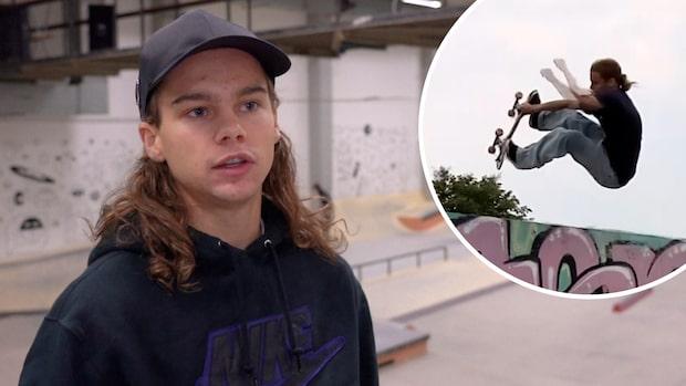 Oskar, 23, är Sveriges okända guldhopp i OS