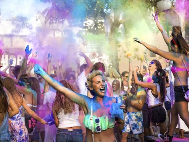 Ibiza är själva sinnebilden av en partyö.