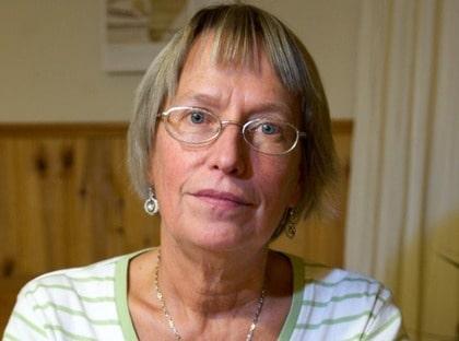 Annika Dahlqvist känner sig knäckt efter att ha fått utmärkelsen Årets förvillare.