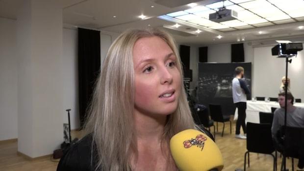 """Mathilda Lundström uttagen till EM: """"Kom glädjetårar"""""""