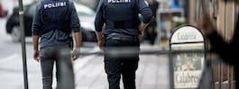 Stor polisinsats i Pargas – två gripna för penningtvätt