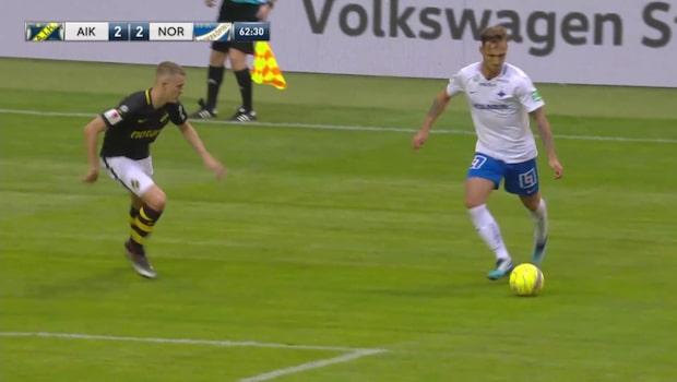 Höjdpunkter: AIK – IFK Norrköping