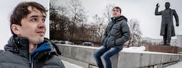 Sergej, 33, tror inte på hiv – vägrar ta mediciner