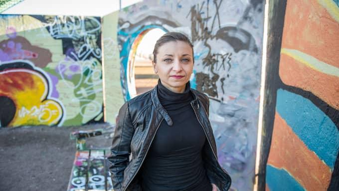 Mariya Voyvodova (S), kommunalråd i Göteborg. Foto: LENA DAHLSTROM