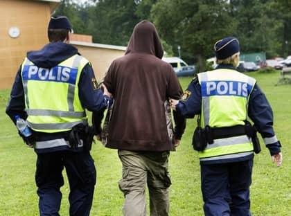 Obs! Bilden är tagen vid ett annat tillfälle. Foto: Nicklas Thegerström