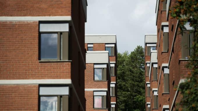 Tusentals nya studentbostäder skulle behövas för att möta behovet. Foto: Izabelle Nordfjell/TT