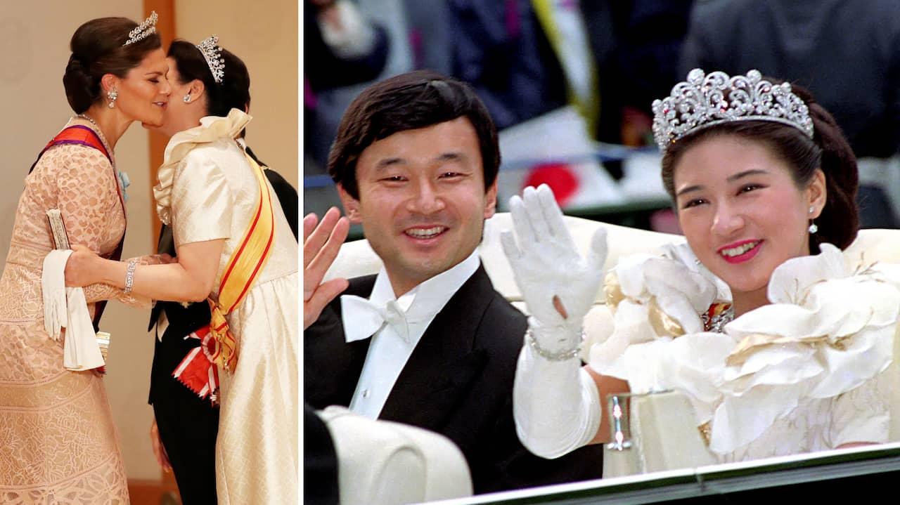 """Japans """"Diana"""" knäcktes av det konservativa livet"""