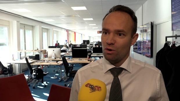 """Anders Persson: """"Netanyahu är en väldigt stark valspurtare"""""""