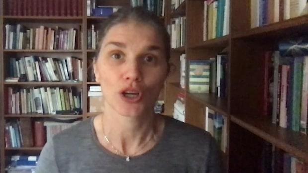 Jenny Madestam om Sverigedemokraternas misstroendeförklaring