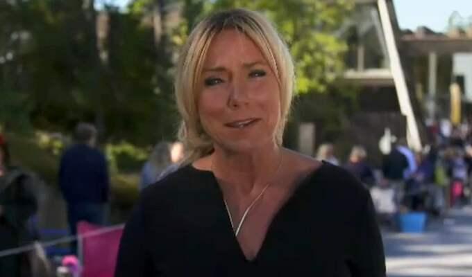 Antikrundan i SVT, Anne Lundberg. Foto: SVT