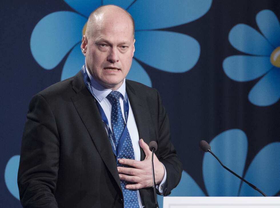 En återkommande tipsare till Politiskt inkorrekt var Sven-Olof Sällström. Foto: Sven Lindwall