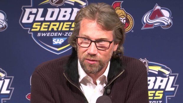 """Foppa om OS: """"Tråkigt att NHL inte är med"""""""