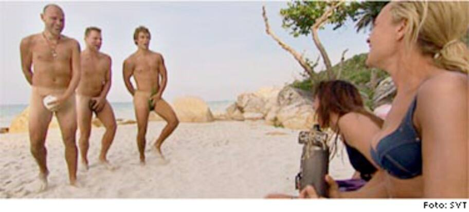 nakna tjejer på stranden svensk teen sex