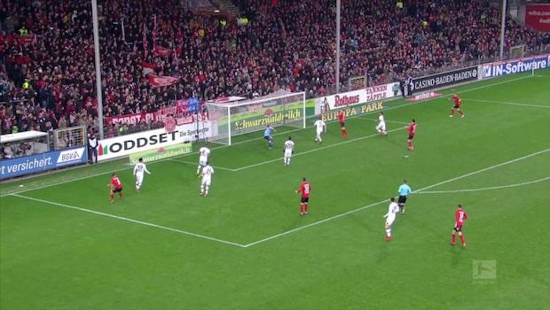 Höjdpunkter: Freiburg - Leverkusen