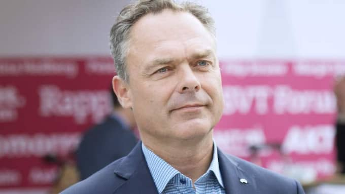 Folkpartiet vill återinföra den värnplikt som riksdagen avskaffade 2009. Foto: Sven Lindwall