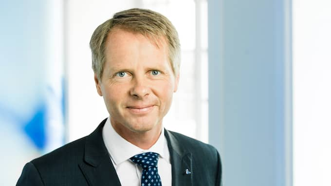Christer Nylander (L), riksdagsledamot och gruppledare i riksdagen. Foto: MAGNUS FRÖDERBERG