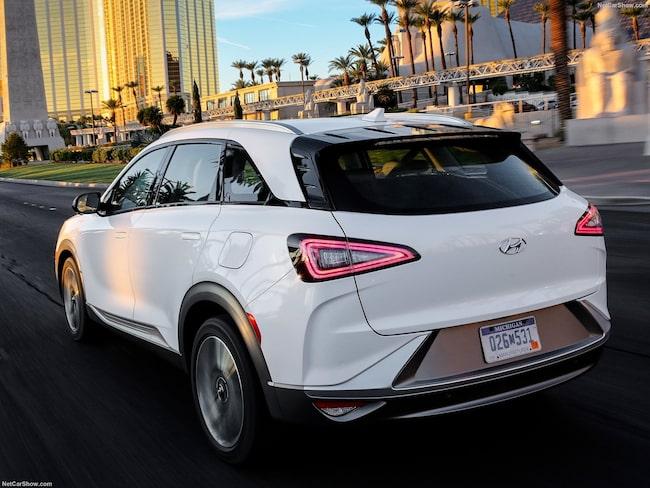Hyundai Nexo 2019.