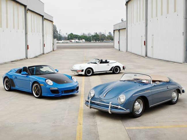 Jerry Seinfeld säljer 16 bilar ur sin Porsche-samling.