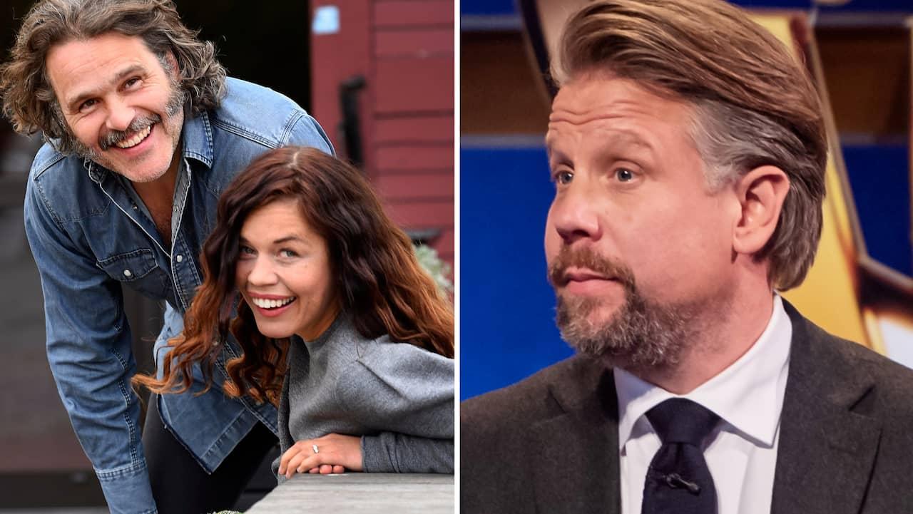 Erik Haags comeback efter pausen – med Lotta Lundgren