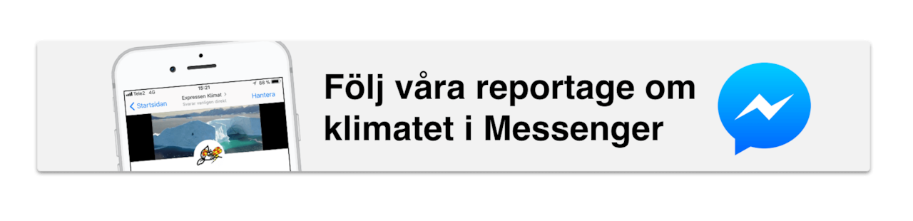 Expressen messenger bot