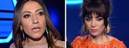 Bråket mellan Nikki och Gina efter sändning – som tittarna inte fick se