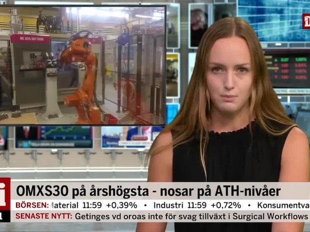 Di Nyheter: Sandvik överträffar prognoserna
