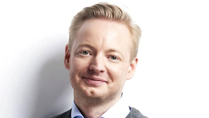 Torbjörn Tegnhammar (M), oppositionsråd i Malmö. Foto: PRESSBILD