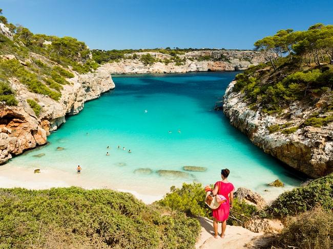 På Balerarena (ögruppen där Mallorca ingår) dubbleras turistskatten i sommar.
