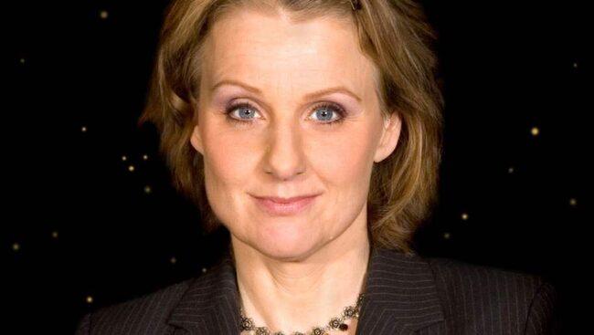 TV4-journalisten Elisabet Frerot.
