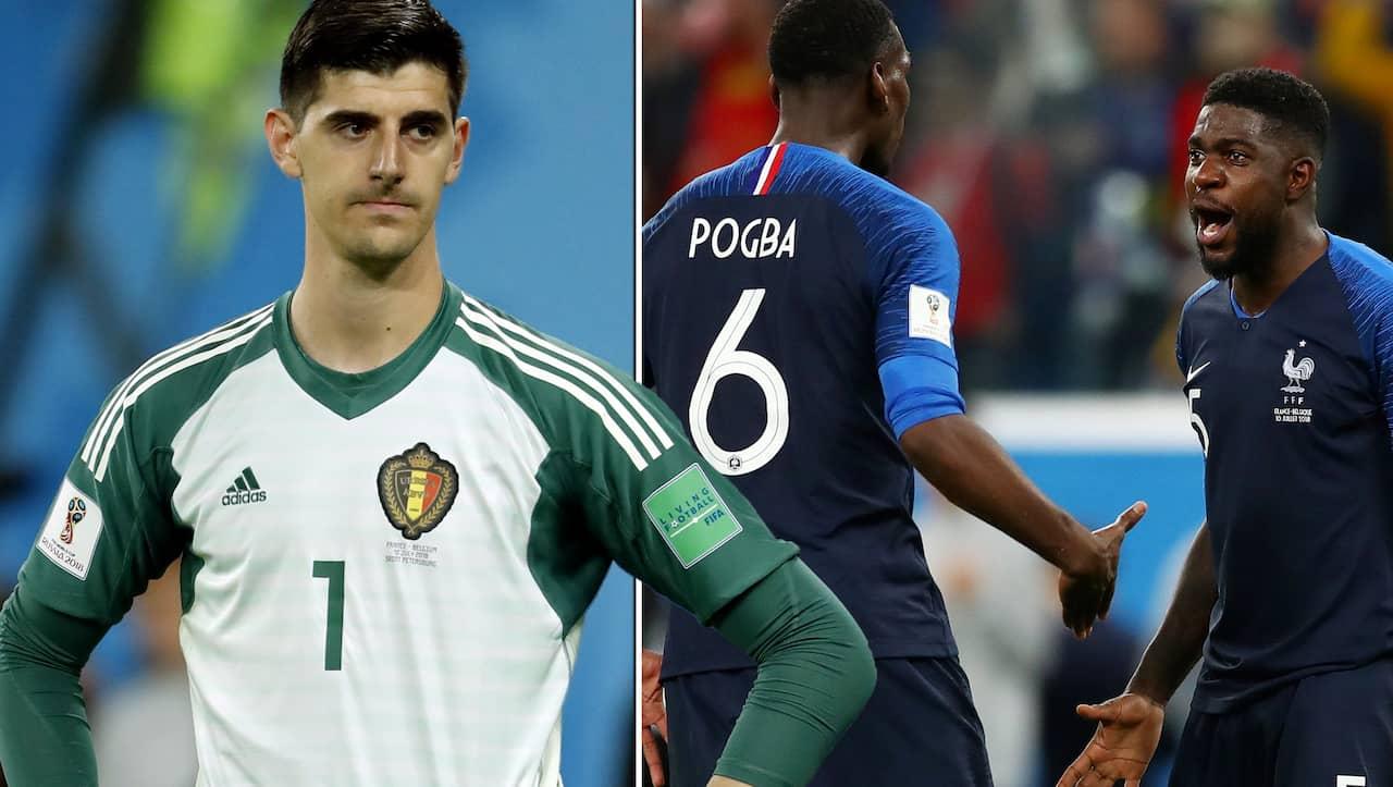 VM 2018  Thibaut Courtois ilska efter Belgiens förlust a76cc04b1749c