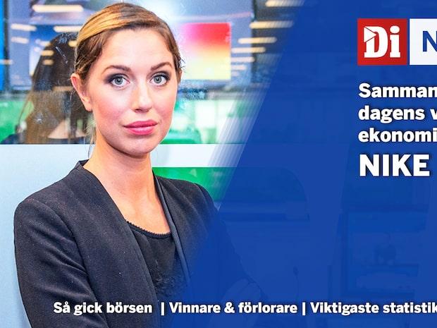 """Extra: Stockholmsbörsen fortsatte återhämtningen """"Spänningarna släpper litegrann"""""""
