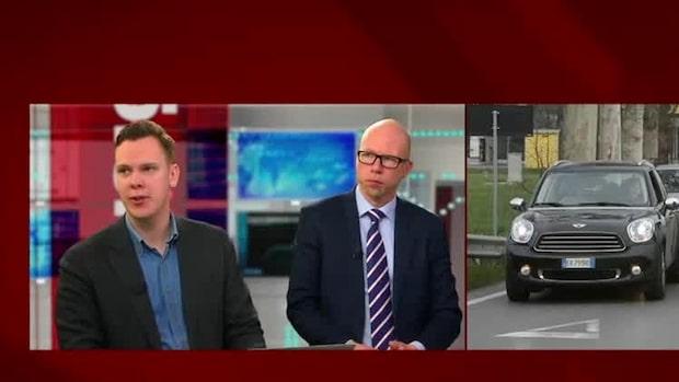 """Wendel om virusets avtryck på Stockholmsbörsen: """"Tycks inte ha satt avtryck"""""""