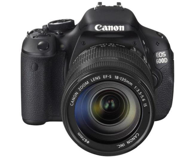 """Canon EOS 600D.<br><span class=""""wasp-icon""""></span><span class=""""wasp-icon""""></span><span class=""""wasp-icon""""></span><span class=""""wasp-icon""""></span><span class=""""wasp-icon""""></span>"""
