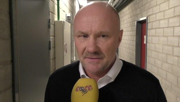 """Malmötränarens försvar: """"Frustrerande, vi spelade bra"""""""