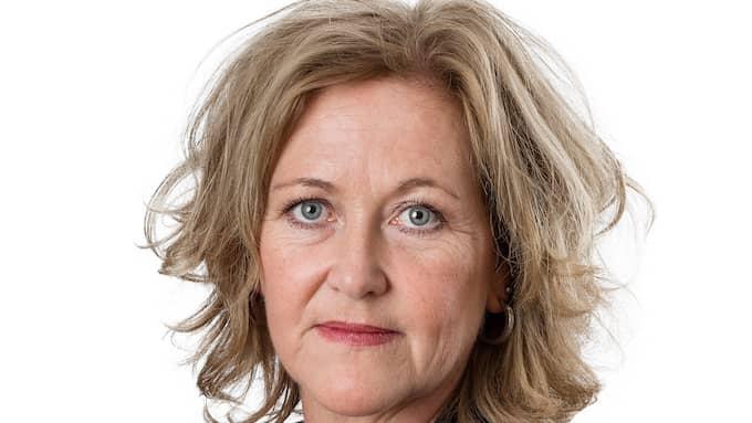Maria Brauer (S), regionfullmäktigeledamot i VG-regionen. Foto: PETER WAHLSTRÖM