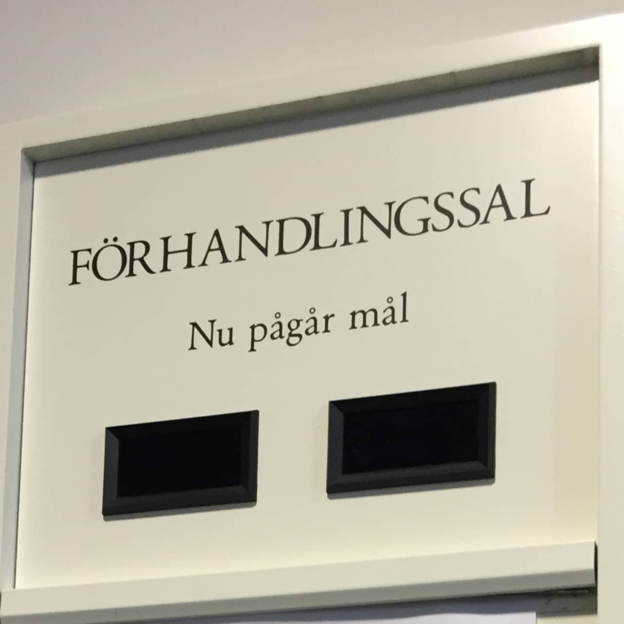 gift fnask narkotika i Uppsala