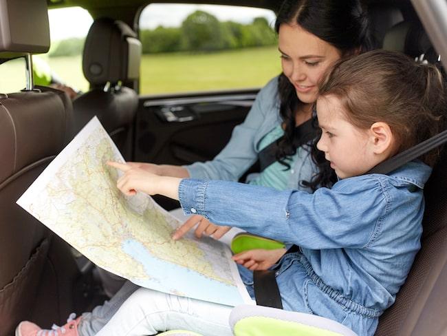 Att bila är ett kul sätt att upptäcka nya länder. Men se till att du vet vad som gälkler om olyckan skulle vara framme.