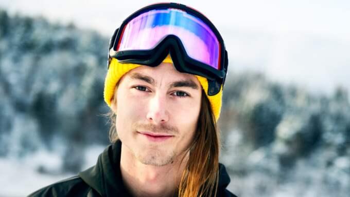 Kevin Bäckström är professionell snowboardåkare med bas i Göteborg, och en av dem som tagit initiativet till Ale Invite. Foto: Anna Svanberg