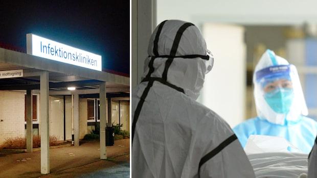 Coronaviruset: Därför har kvinnan inte smittat andra i Sverige