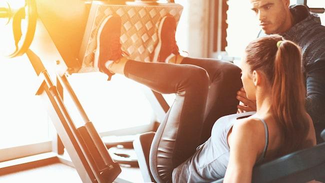 Träningsvärk har ingenting med träningseffekten att göra