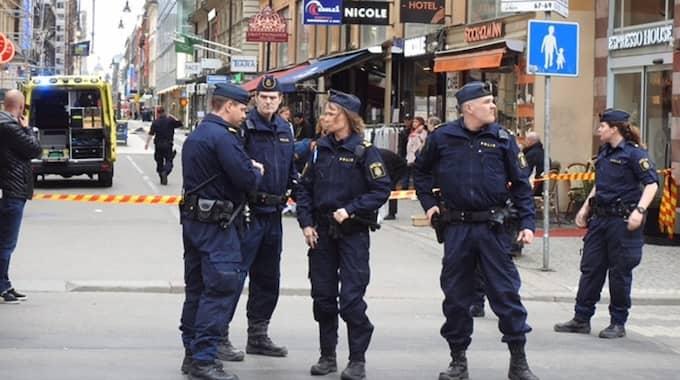 Samtliga sjukhus i Stockholm befinner sig i katastrofläge efter dådet. Foto: Läsarbild