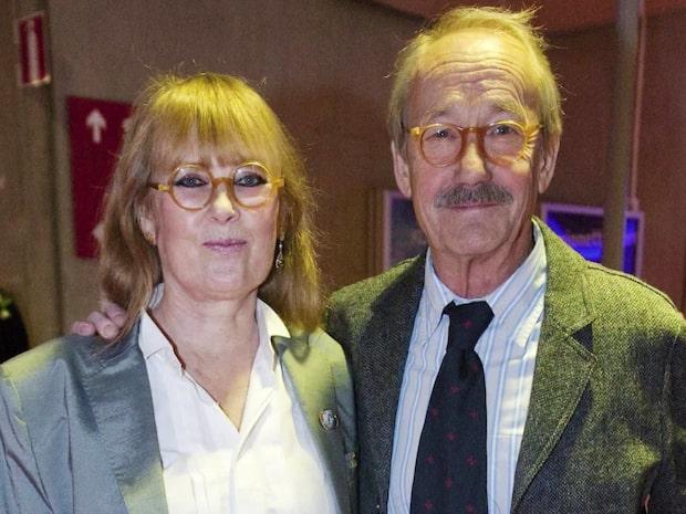 Gösta Ekmans svåra tid – nu berättar hustrun