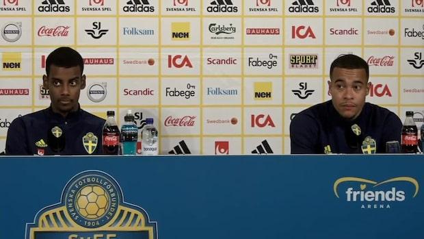 """Petades mot Kroatien: """"Klart man är besviken"""""""