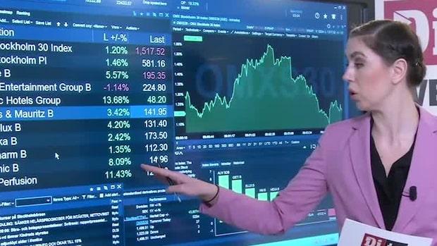 Börsöppning: Alla bolag på plus i storbolagsindex