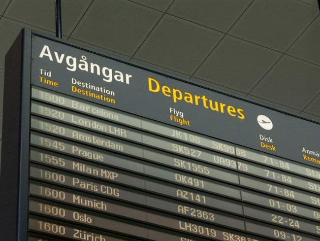 <span>Nu kan du känna på vädret på din destination – redan innan du lämnat Arlanda.</span>