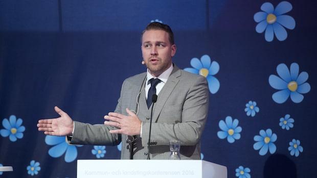 """Mattias Karlsson: """"SD är Löfvens tydligaste utmanare"""""""