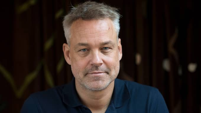 Henrik Schyffert, 50. Foto: HENRIK MONTGOMERY/TT NYHETSBYRÅN